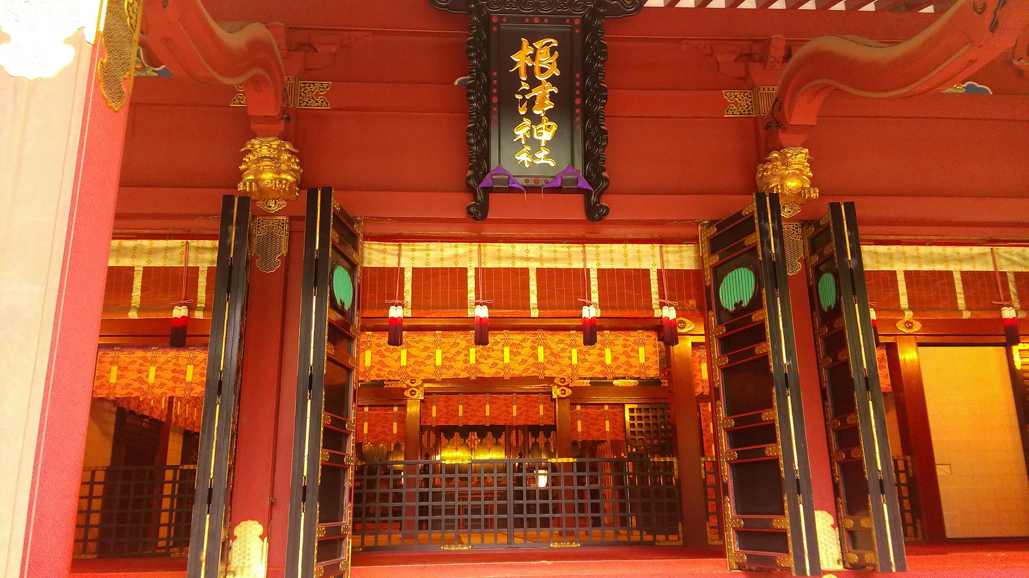 【神社仏閣/Temple&Shrine】根津神社☆