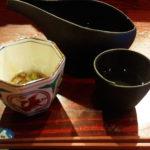 この日本酒の入れ物可愛いですよね♪