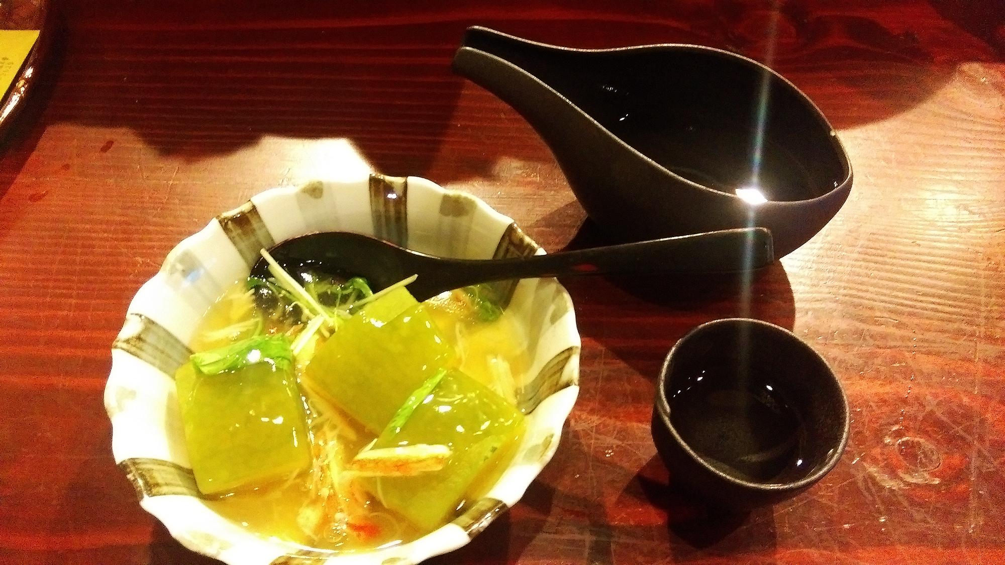 【推薦グルメ/Gourmet recommendations】魚菜屋「旬の花」さん(根津)ご訪問☆