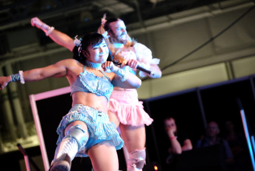 20180725【HYPER JAPAN】『DEADLIFT LOLITA』HYPER LIVE Report!