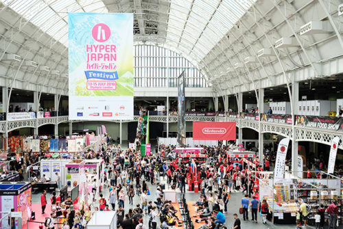 20180723【HYPER JAPAN】『HYPER JAPAN 2018』Special Event Reports ①