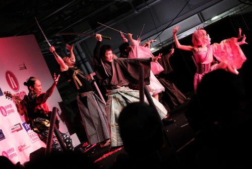 20180726【HYPER JAPAN】和洋折衷Entertainment Band『破天航路』HYPER LIVE Report!