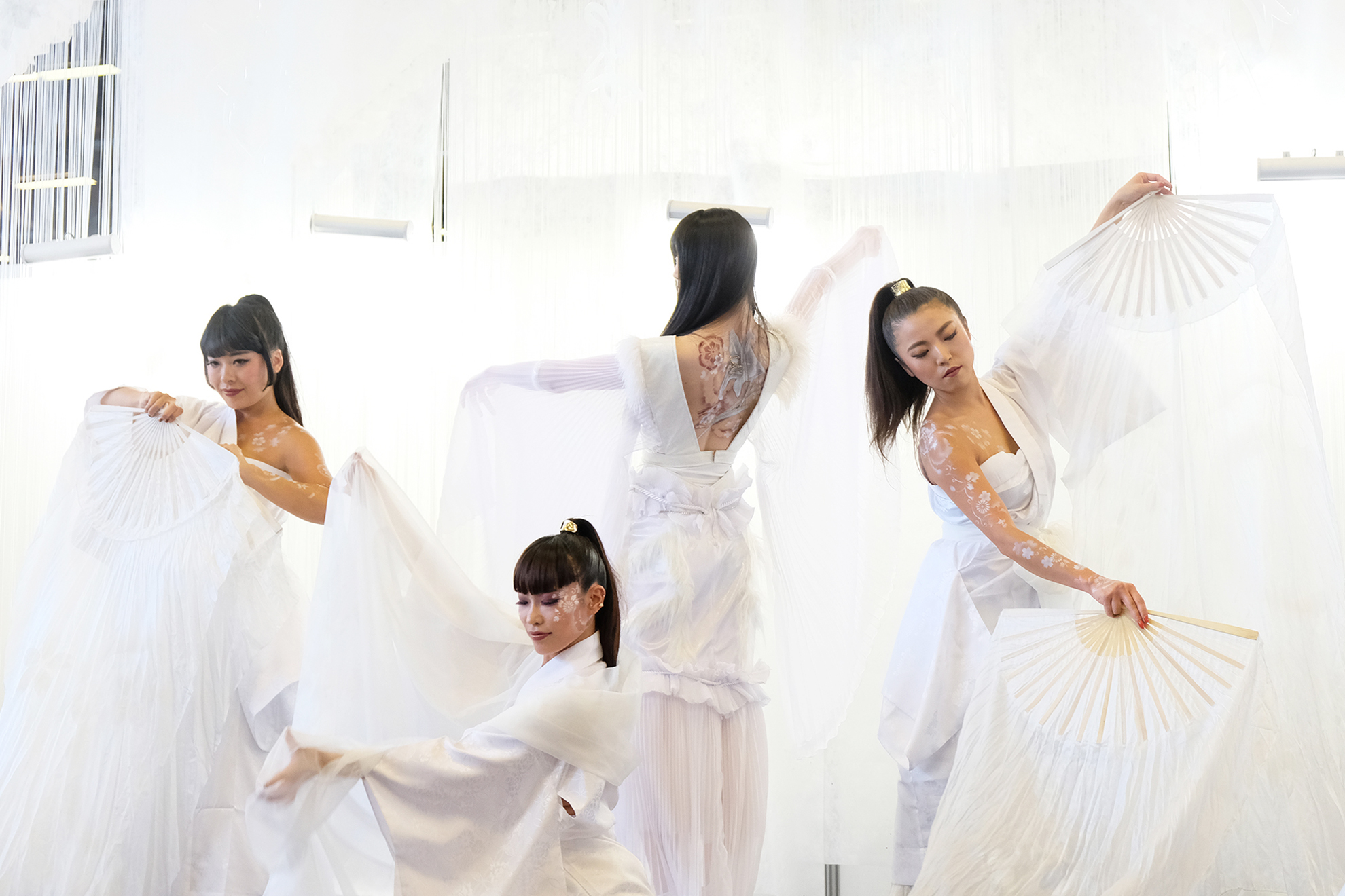 20180722【Japan Expo】『KIRIE』羽衣道中 Reports&Gallery!