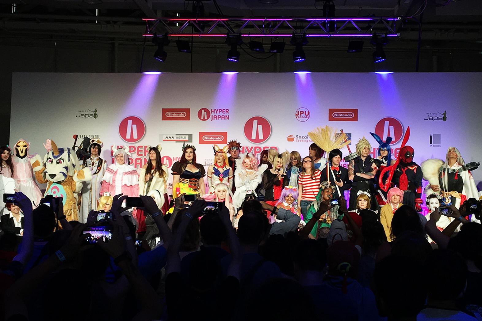 20180726【HYPER JAPAN】HYPER JAPAN 2018 COSPLAY GALLERY!