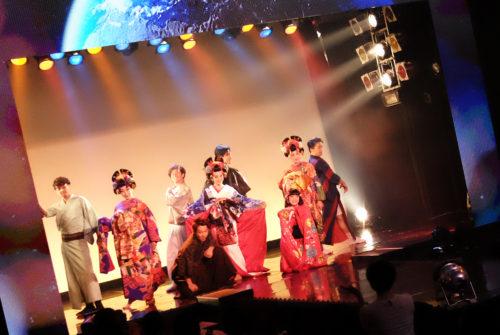 20180831【Stage Reports】「浅草発 世界行」舞台『春夢共鏡』Report!