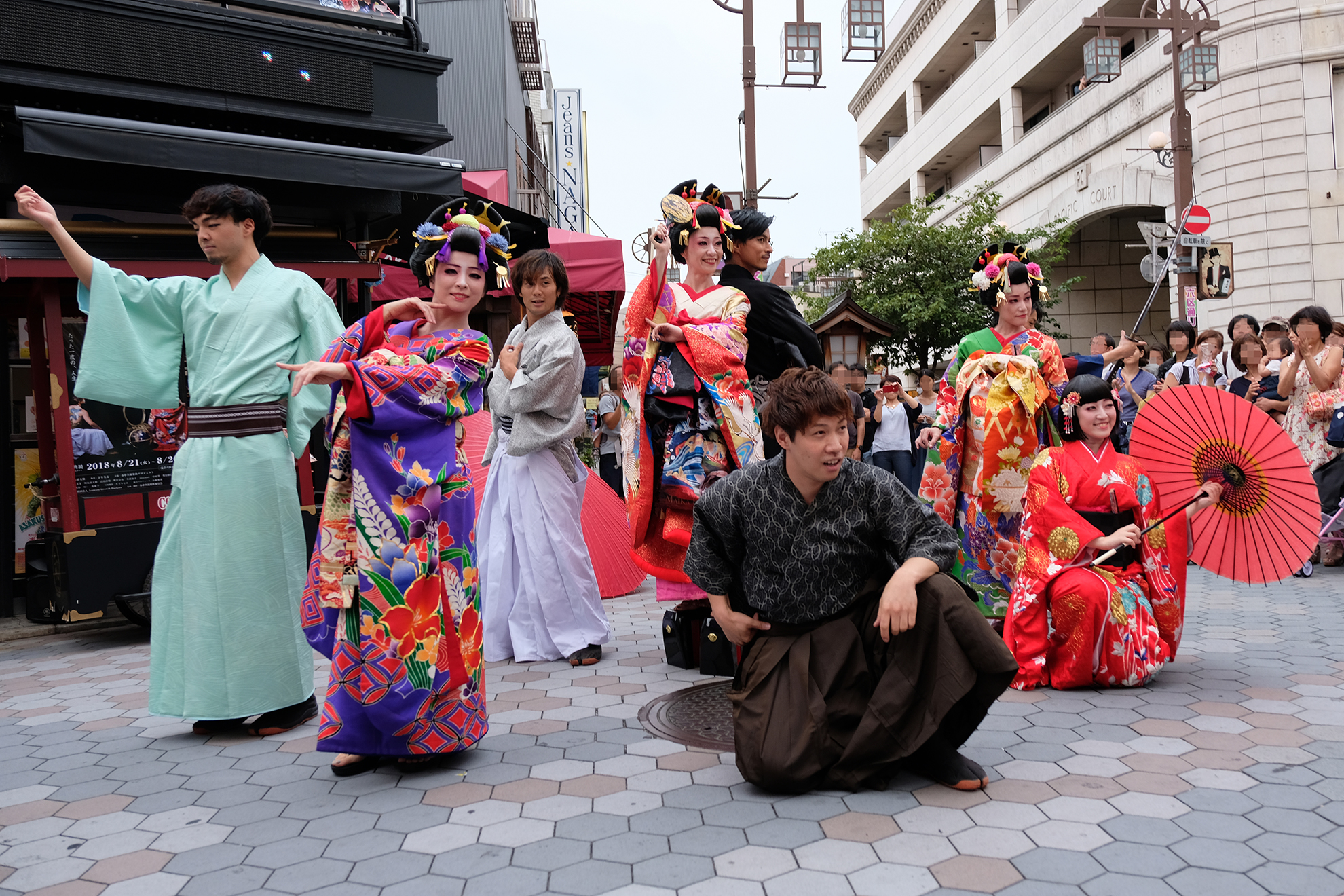20180822【Press News】舞台『春夢共鏡』浅草六区ブロードウェイをジャック!