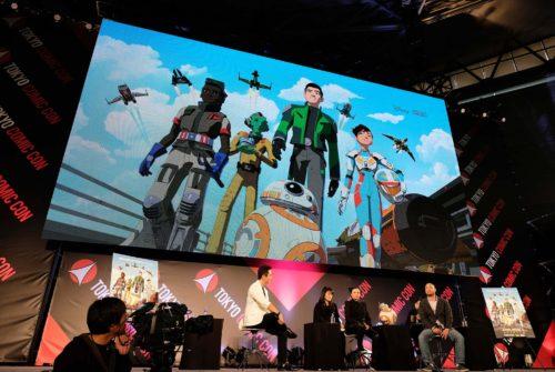 20181204【東京COMIC CON/Event Reports】『スター・ウォーズ/レジスタンス』東京コミコンステージReport!