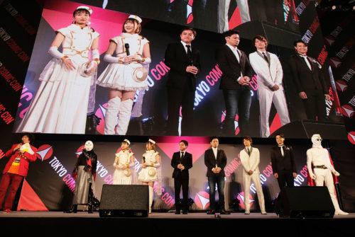20181215【東京COMIC CON/Stages】TV放送60周年『月光仮面』2019年新プロジェクトStage Report!