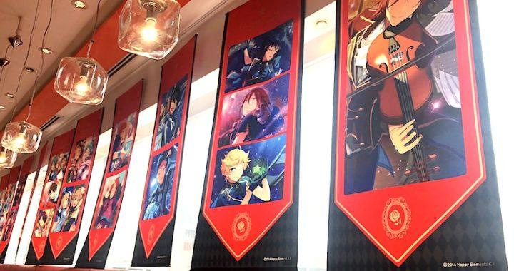 20190213【Anime&Game/Foods】『「あんさんぶるスターズ!」×スイーツパラダイス』コラボへ行ってきました!