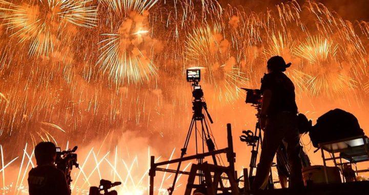20190512【ニコニコ超会議2019】日本最大級伝統花火大会×最新技術「VR長岡花火」Report!