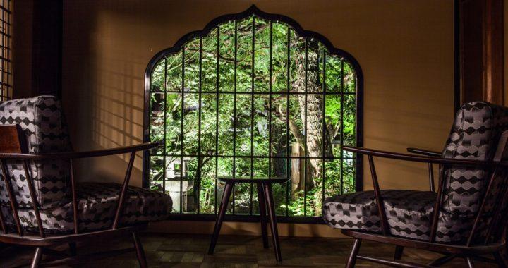 20190606【Traditional×Innovation】伝統と革新を融合させた美しい料理を提供する料亭「京都幽玄」築100年以上の歴史を誇る旧三井邸に現代アートが織りなす上質な空間
