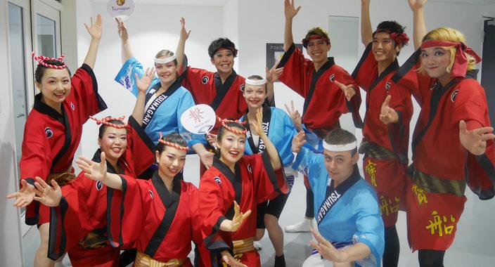 20190703【Press News/】フランス・ソー市で世界初開催の阿波踊り大会『WADO』、大盛況のうちに終了!