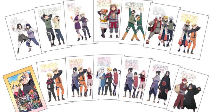 20190826【Pres News/Anime】NARUTO to BORUTO THE LIVE 2019・イベントロゴや描き下ろしキービジュアルを使ったオリジナルグッズ 8 アイテム発表!!