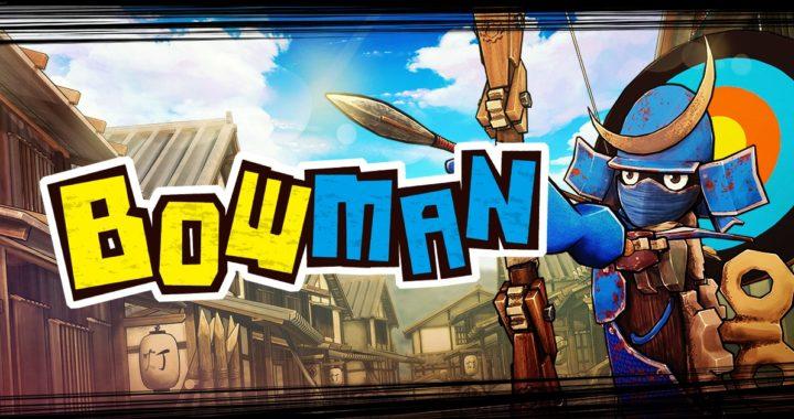 👍20190912【Press News/Game】DMM.com VR研究室 開発のVRゲームを初公開! VRシューティングゲーム「BOW MAN」リリース ~3Dアバターを読み込んで遊べる制御技術を採用~