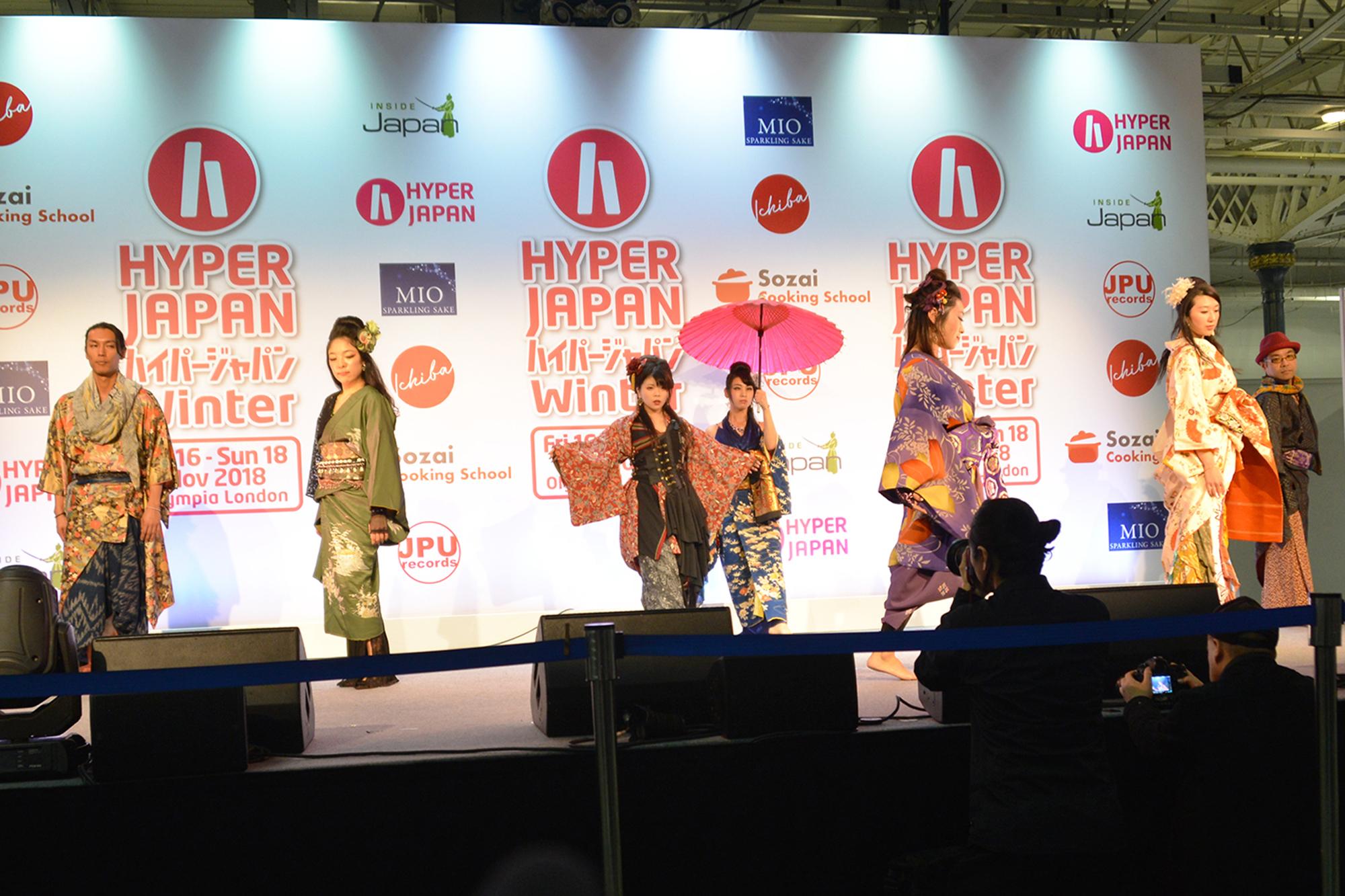 20181214 [HYPER JAPAN] 『HYPER JAPAN 2018 WINTER』ReFashion Caravan ブース&ステージパフォーマンスReport!
