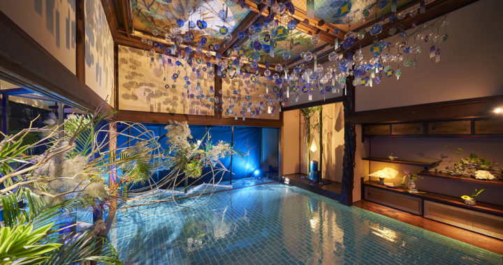 20190610【Traditional Cultures】ホテル雅叙園東京 累計31万人を超える動員数を誇る文化財でのあかりアート展アートイルミネーション「和のあかり×百段階段2019」を開催