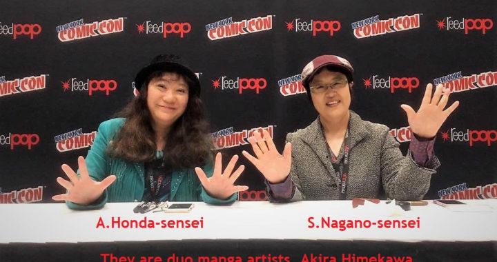 20190829【Special Interviews/Comic/JP】~祝・「ゼルダの伝説」コミカライズ20周年!~漫画家『姫川明輝』先生Special Interview!