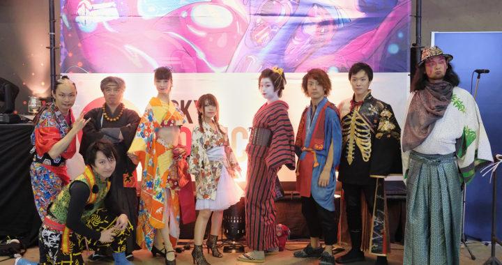 🗾😆20191130【東京COMIC CON/STAGES】「東京COMIC CON 2019」OPENING ACT『破天航路』LIVE STAGE REPORT & SPECIAL INTERVIEW!